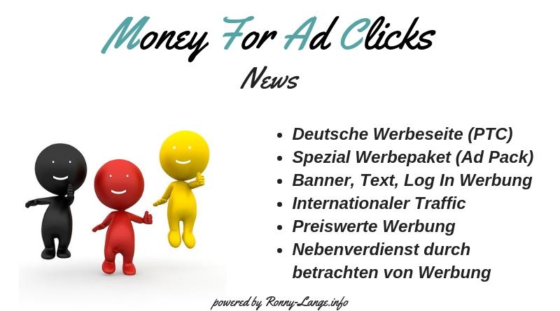 Happy Birthday - 2 Jahre Money For Ad Clicks